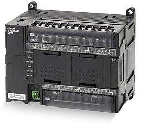 controlador lógico programável,CPU 18 entradas / 12 saídas NPN, DC.  CP1L-M30DT-D