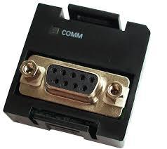 porta RS-232C para CP Omron CP1H  CP1W-CIF01
