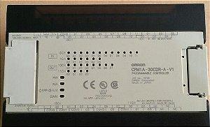 clp omron 18E12S saida a relé, alimen. 110/220Vca. entradas cc.  CPM1A-30CDR-A