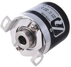 ENCODER EIXO VAZADO 8MM-1024PPR-LINE DRIVE-5-26VCC  HTR-HN-8-1024A-H