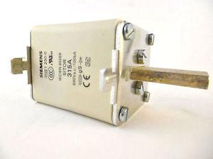 fusivel sitor ultra-rápido 3NE1230-0, 315A, 690VCA, T1, utiliza base 3NH3 230-3YB