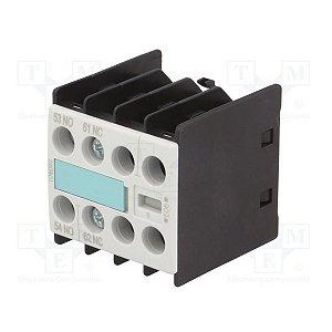 bloco de contato auxiliar, frontal, 1NA+1NF, para contator S00 3RH19111FA11
