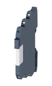 acoplador a rele / 6A/ 1NAF/ 24Vcc/ parafuso/ LED 3RQ3118-1AM00
