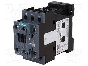 contator 32 A /15 kW 1 NO + 1 NC 24 Vcc tamanho S0 3RT2027-1BB40