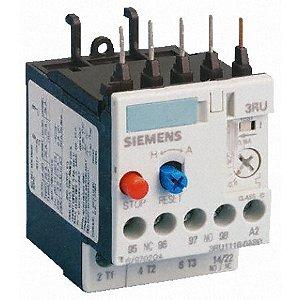 rele sobrecarga termico  3RU1116-1AB0  1,1 a 1,6A