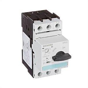 disjuntor motor, 4,5-6,3A, tamanho S0, sem bloco 3RV1021-1GA10