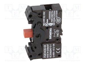 bloco de contato familia 3SB3 1NF 3SB3400-0C