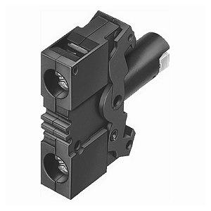 elemento soquete com led incorporado  110V VD 3SB3400-1QC