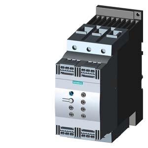 SOFTSTARTER 3RW40 106A/200-480V/24VUC/T   3RW4047-2TB04