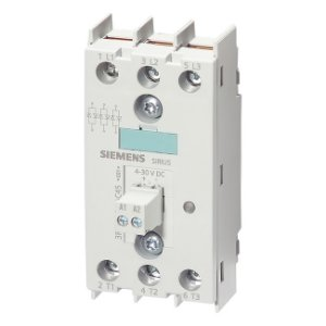 SSR 45MM 55A/TRIF/3F/48-600V/4-30VCC   3RF2255-1AC45