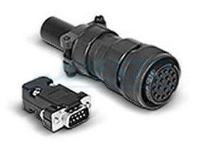 Conector do cabo de encoder - Modelos B e B2 DELTA ASDBCAEN1000