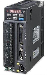 Servo Driver AC - Série B2 - 0,1KW - 220 Volts Monofásico e Trifásico DELTA ASD-B2-0121-B