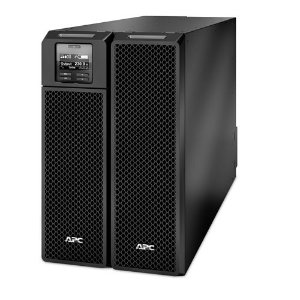 NoBreak APC 10KVA UPS Dupla Conversão SRT10KXLI 10000 VA 220V Torre/Rack Compacto para Servidor Fator de Potência Unitário