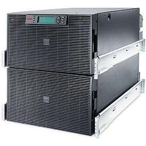 No-break APC 15kva 15000va Smart-UPS RT da APC, 230V, para rack - Monofásico 230V (F+N+T) | Trifásico 380V (F+F+F+N+T) - SURT15KRMXLI