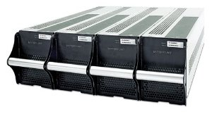 SYBT4 - Módulo de baterias para nobreak Symmetra PX, nobreak inteligente Smart-UPS VT ou Galaxy 3500