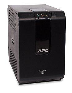 NoBreak 600VA APC Monovolt 120v - BZ600-BR