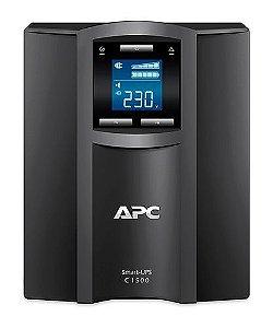 Nobreak APC Smart-UPS C - 1500VA 230 V, Brasil - SMC1500I-BR
