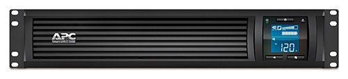 Nobreak inteligente Smart-UPS da APC 1500 VA 120 V para rack 2 U, Brasil - SMC15002U-BR