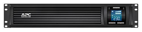 Nobreak inteligente Smart-UPS da APC 1500 VA para rack 2 U 230 V, Brasil - SMC1500I2U-BR