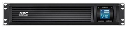 Nobreak inteligente Smart-UPS da APC 2000 VA para rack 2 U 230 V, Brasil - SMC2000I2U-BR