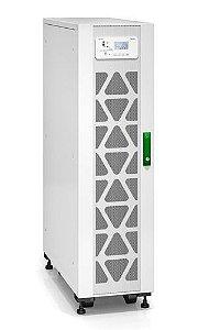 Nobreak trifásico APC Schneider Electric (3:3) Easy UPS 3S de 15 kVA, 380V/400 V com baterias internas - 25 minutos de autonomia - E3SUPS15KHB2