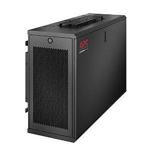 LANÇAMENTO !!! Mini Rack de Parede APC Parede AR106VI - EcoStruxure Micro Data Center C-Series 6U Wall Mount Rede