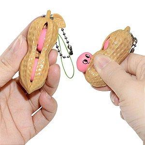 Chaveiro Amendoim de apertar