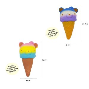 Squishy sorvete grande