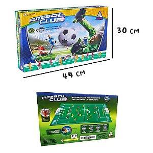 Futebol Club 2 Seleções Coloridos Brasil x Argentina