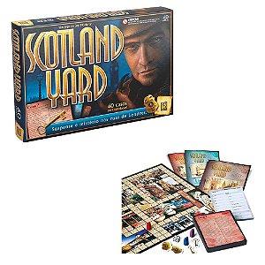 Jogo Scotland Yard- suspense e mistério