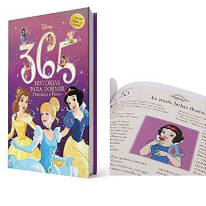 Livro Disney Princesas 365 histórias para dormir