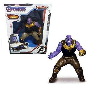 Boneco Thanos Grande End Game