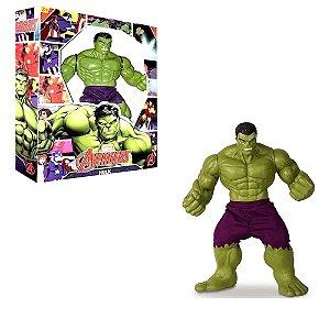 Boneco Grande do Hulk Verde