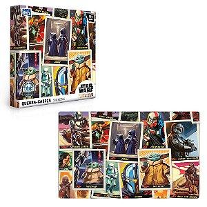 Quebra cabeça Edição Especial  Mandalorian 500 pçs- Toyster