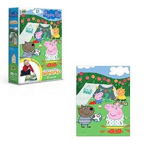 Quebra cabeça Peppa Pig Grandinho com 28 pçs- Toyster
