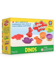 Super Massa - Dinos