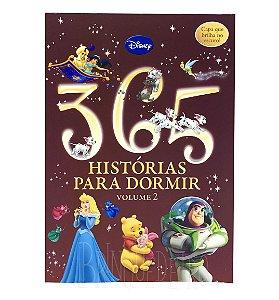 LIVRO DISNEY - 365 HISTÓRIAS PARA DORMIR VOLUME 2