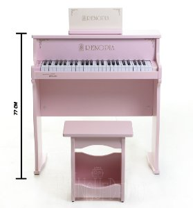 MY LITTLE PIANO - MINI PIANO + BANQUINHO
