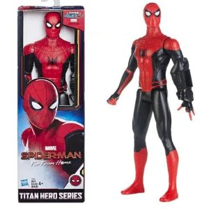 Boneco Homem Aranha Titan Heroes Series Power Fx - Hasbro
