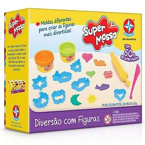 SUPER MASSA - DIVERSÃO COM FIGURAS - ESTRELA