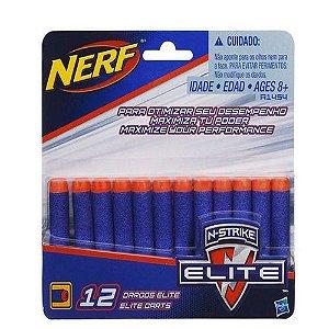 Nerf N-Strike Refil com 12 dardos