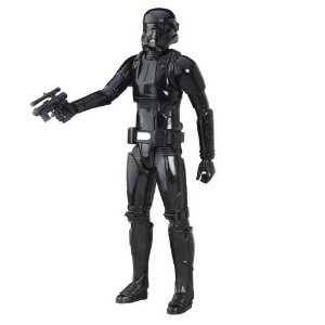BONECO 30CM STAR WARS - ROGUE ONE - DEATH TROOPER IMPERIAL
