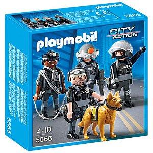 PLAYMOBIL CITY ACTION - SWAT