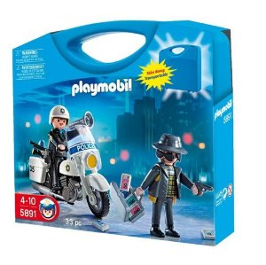 PLAYMOBIL - CITY ACTION POLICE -  5891