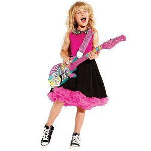BARBIE GUITARRA FABULOSA MP3 PLAYER FUN