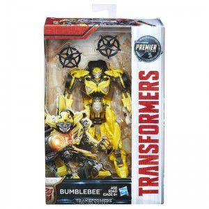 Transformers o ultimo cavaleiro - Premier edition deluxes class - Bumblebee
