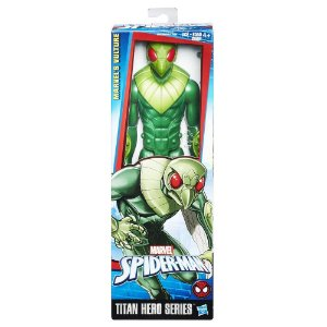 BONECO VULTURE- MARVEL - TITAN HERO SÉRIES