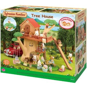 Sylvanian families casa na árvore 2900