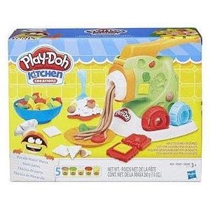 Fábrica de Macarrão Play Doh