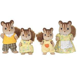 Sylvanian families Família dos esquilos noz 3507